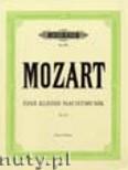 Ok�adka: Mozart Wolfgang Amadeusz, Serenade in G K525 'Eine kleine Nachtmusik' for Piano
