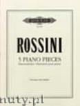 Okładka: Rossini Gioacchino Antonio, 5 Piano Pieces (Pf)