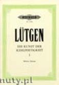 Okładka: Lütgen B., 9790014007034Die Kunst der Kehlfertigkeit, Band 1