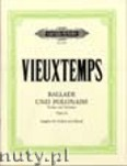 Ok�adka: Vieuxtemps Henry, Ballade and Polonaise, Op. 38