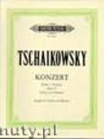 Ok�adka: Czajkowski Piotr, Konzert D-dur, Op. 35