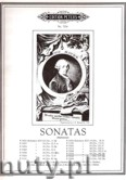 Ok�adka: Haydn Franz Joseph, Sonata Hob. XVI/45 in E flat for Piano