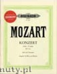 Ok�adka: Mozart Wolfgang Amadeusz, Flute Concerto No.1 in G, with Cadenzas K.313