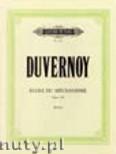 Ok�adka: Duvernoy Jean-Baptiste, School of Mechanism, 15 Etudes for Piano, Op. 120