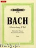Ok�adka: Bach Johann Sebastian, Italian Concerto BWV 971; French Overture BWV 831 for Piano