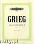 Okładka: Grieg Edward, Peer-Gynt-Suite No. 2 for Piano, Op. 55