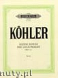 Ok�adka: K�hler Louis, Short School of Velocity Op. 242
