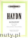 Ok�adka: Haydn Franz Joseph, Concerto No.2 in G