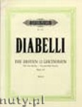 Ok�adka: Diabelli Antonio, First Studies for Piano, Op. 125