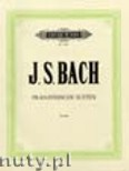 Okładka: Bach Johann Sebastian, French Suites for piano, BWV 812-817