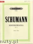 Ok�adka: Schumann Robert, Kreisleriana Op. 16