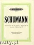 Okładka: Schumann Robert, Fantasy Pieces Op.73; Adagio & Allegro Op.70;5 Pieces Op.102 (Vc-Pf)