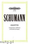 Ok�adka: Schumann Robert, Duette