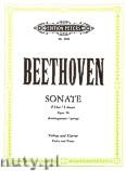 Okładka: Beethoven Ludwig van, Sonata in F Op.24 'Spring' (Vln-Pf)