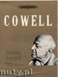 Okładka: Cowell Henry, Vocalise