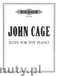 Ok�adka: Cage John, Suite for Toy Piano