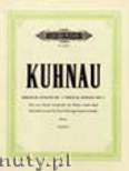 Ok�adka: Kuhnau Johann, Biblische Sonate Nr. 2