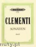 Ok�adka: Clementi Muzio, 24 Sonatas, Vol. 3
