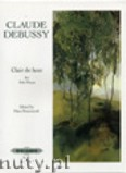Ok�adka: Debussy Claude, Clair de lune