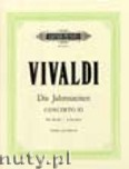 Ok�adka: Vivaldi Antonio, The Four Seasons Op. 8: No.3 in F
