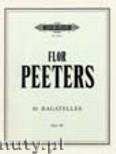Ok�adka: Peeters Flor, 10 Bagatelles, Op. 88