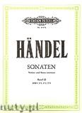Okładka: Händel George Friedrich, Sonaty z. 2