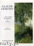 Okładka: Debussy Claude, ...d'un cahier d'esquisses for Piano