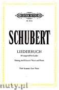 Ok�adka: Schubert Franz, Song Book for Voice and Piano