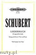 Okładka: Schubert Franz, Song Book for Voice and Piano