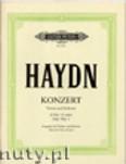 Okładka: Haydn Franz Joseph, Concerto in A Hob. VIIa: 3