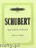 Okładka: Schubert Franz, Album of 6 Popular Pieces (Pf)