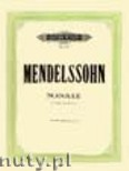 Ok�adka: Mendelssohn-Bartholdy Feliks, Sonata in F minor for Violin and Piano, Op. 4