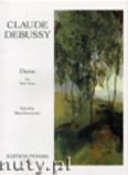 Okładka: Debussy Claude, Danse (Pf)