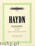 Ok�adka: Haydn Franz Joseph, Concerto in E flat Hob.VIIe/1