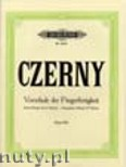 Ok�adka: Czerny Carl, Preparatory School of Velocity for Piano, Op. 636