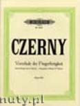 Okładka: Czerny Carl, Preparatory School of Velocity for Piano, Op. 636