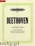 Ok�adka: Beethoven Ludwig van, 3 Album Leaves for Piano, WoO 59, 60, 61