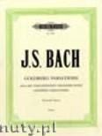 Okładka: Bach Johann Sebastian, Aria mit 30 Verschiedenen Veränderungen (Goldberg - Variationen BWV 988) für Klavier