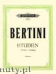 Ok�adka: Bertini Henry, 25 Easy Studies Op. 100 for Piano
