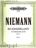 Ok�adka: Niemann Walter, In Children's Land, Op. 46