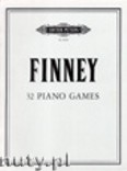 Okładka: Finney Ross Lee, 32 Piano Games