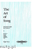 Ok�adka: , The Art of Song