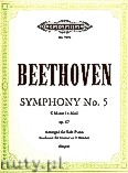 Ok�adka: Beethoven Ludwig van, Symphony No. 5 in C minor for Solo Piano, Op. 67