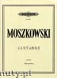 Okładka: Moszkowski Maurycy, Guitarre, Op. 45, No. 2