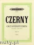 Ok�adka: Czerny Carl, 6 Octave Studies Op. 553 for Piano