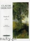 Okładka: Debussy Claude, Studies for Piano, Vol. 2