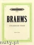 Ok�adka: Brahms Johannes, 21 Hungarian Dances, WoO 1 for Piano
