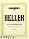 Ok�adka: Heller Stefan, 30 Progressive Studies Op. 46 for Piano