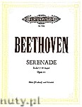 Ok�adka: Beethoven Ludwig van, Serenade D-dur for Flute and Piano, Op. 41