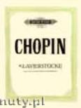 Ok�adka: Chopin Fryderyk, Album of Piano Pieces